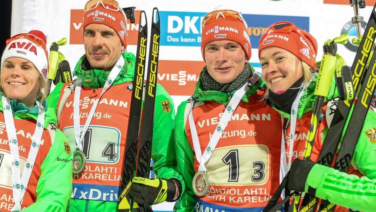 Mixed Staffel Deutschland
