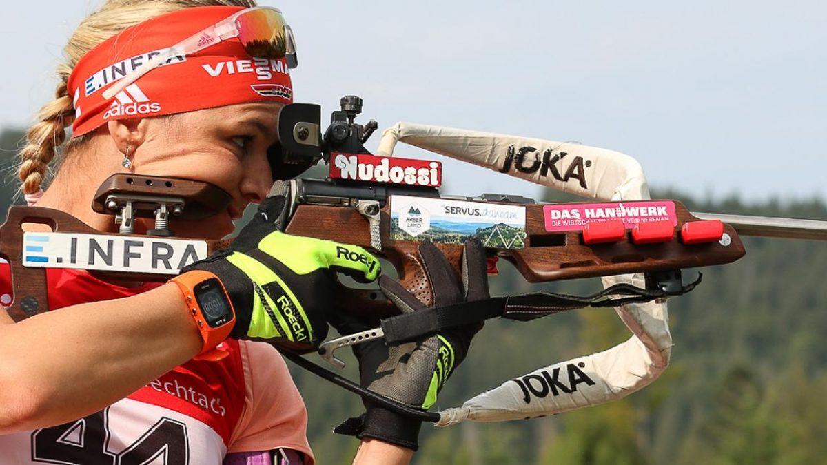 Deutsche Meisterscaft Biathlon am Arber 2017