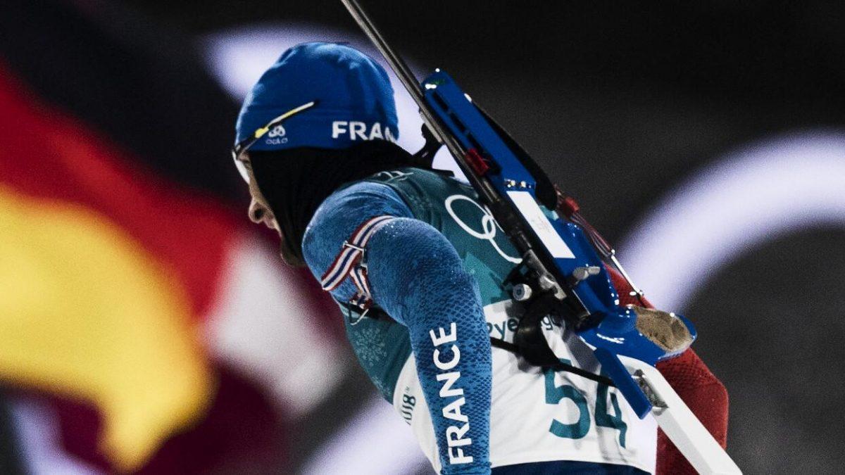 Martin Fourcade Olympiagold