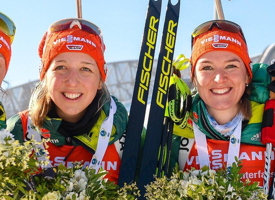 Damen Staffel Oslo 2018