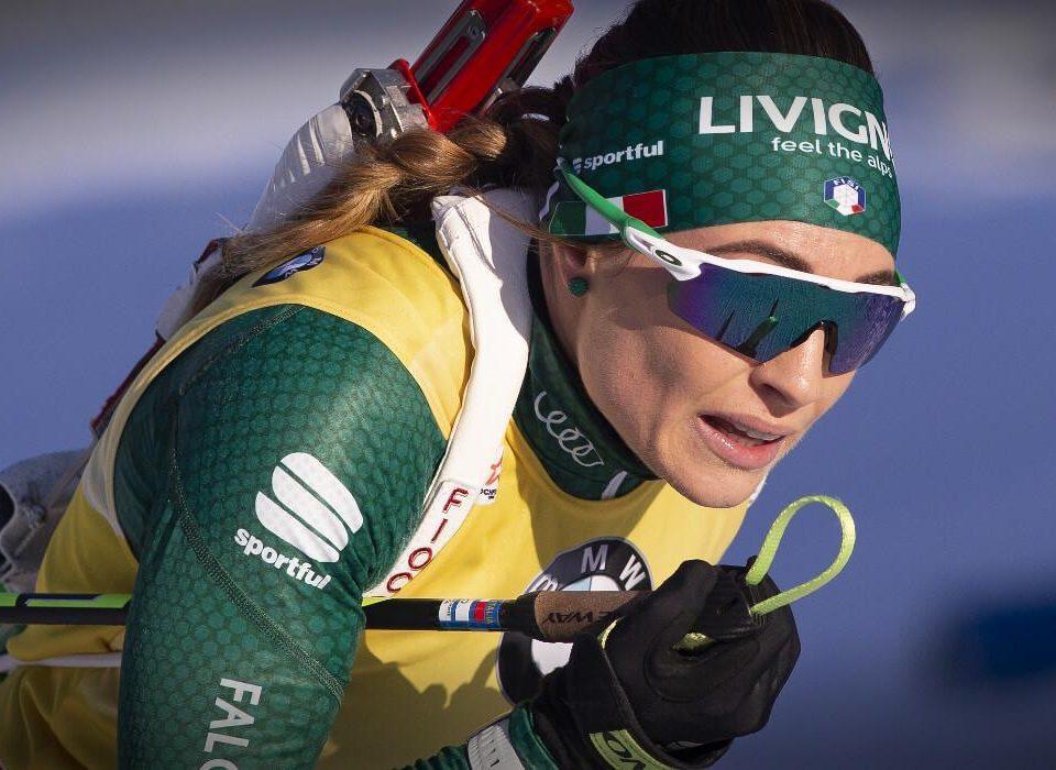 Dorothea Wierer Italien Staffel Hochfilzen 2018