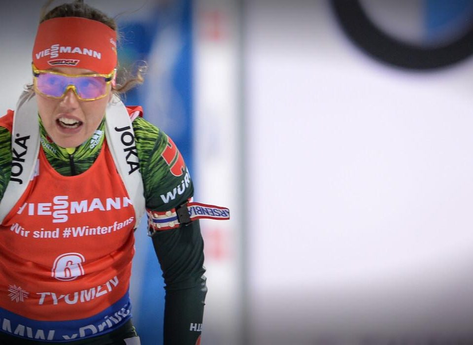 Laura Dahlmeier Sprint Nove Mesto 2018