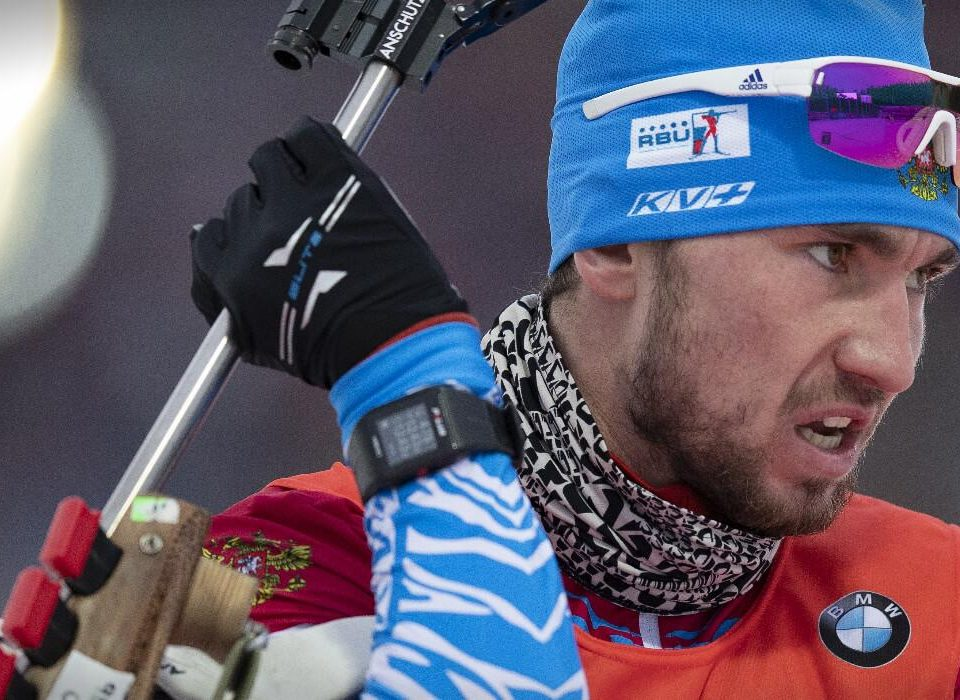 Loginov Russland, Oberhof Sprint 2019