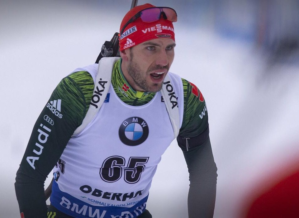 Arnd Peiffer, Verfolgung Oberhof 2019