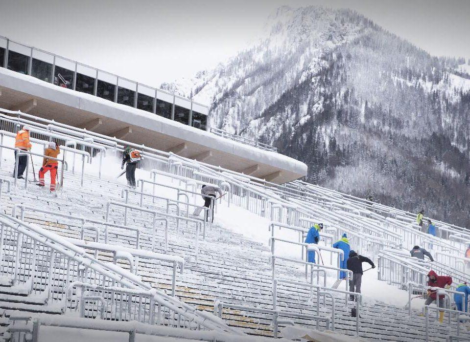 Biathlon Weltcup Ruhpolding 2019