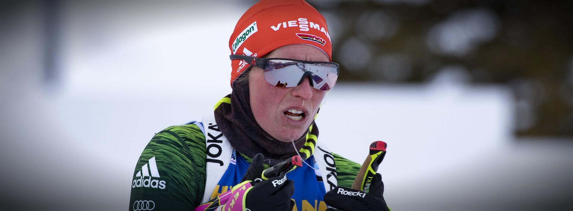Franziska Hildebrand USA Sprint