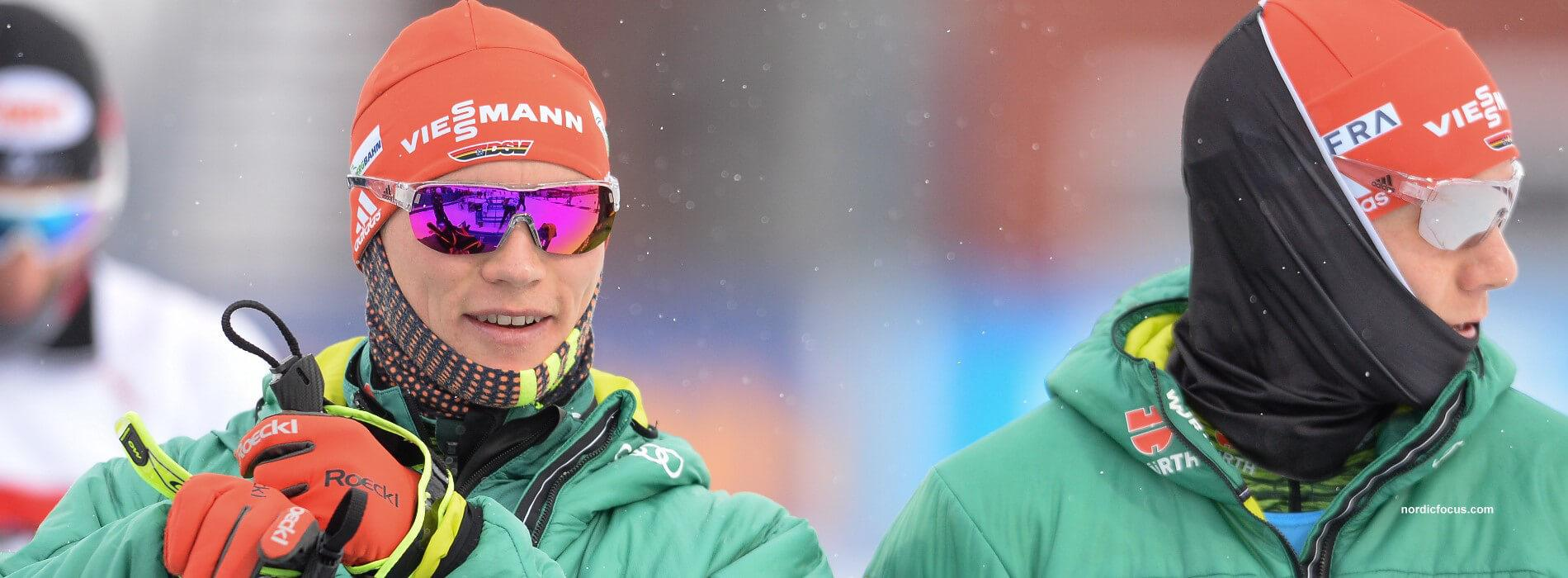 Staffel Herren Biathlon