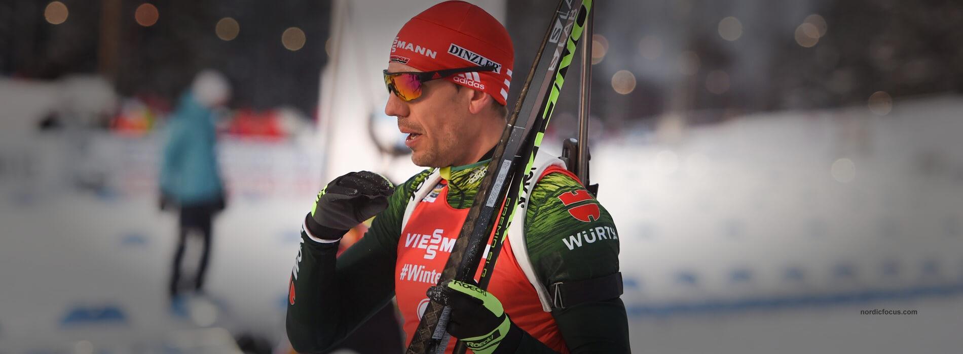 Arnd Peiffer Biathlon