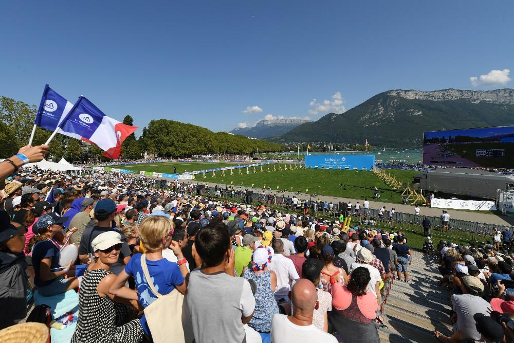 Annecy Biathlon Sommer