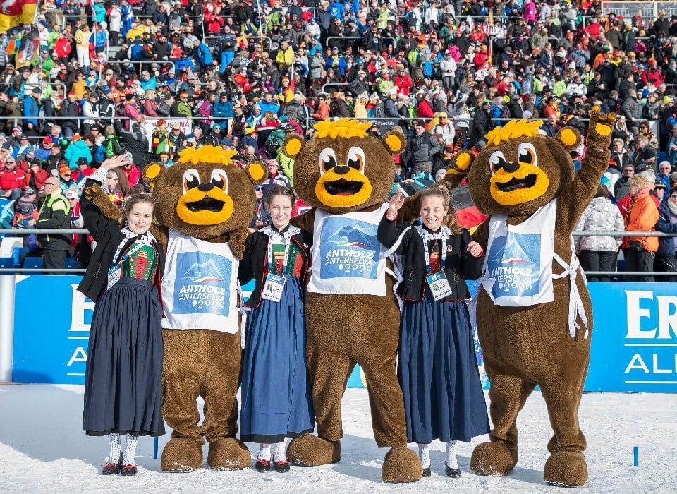 Biathlon WM Antholz 2020