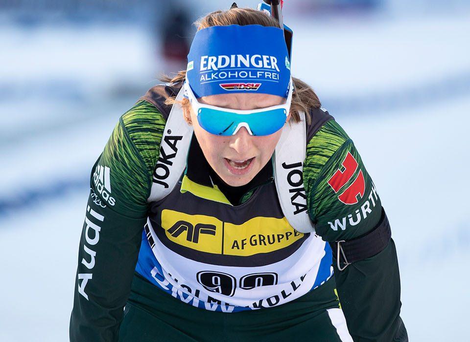 Franziska Preuß Östersund 2019